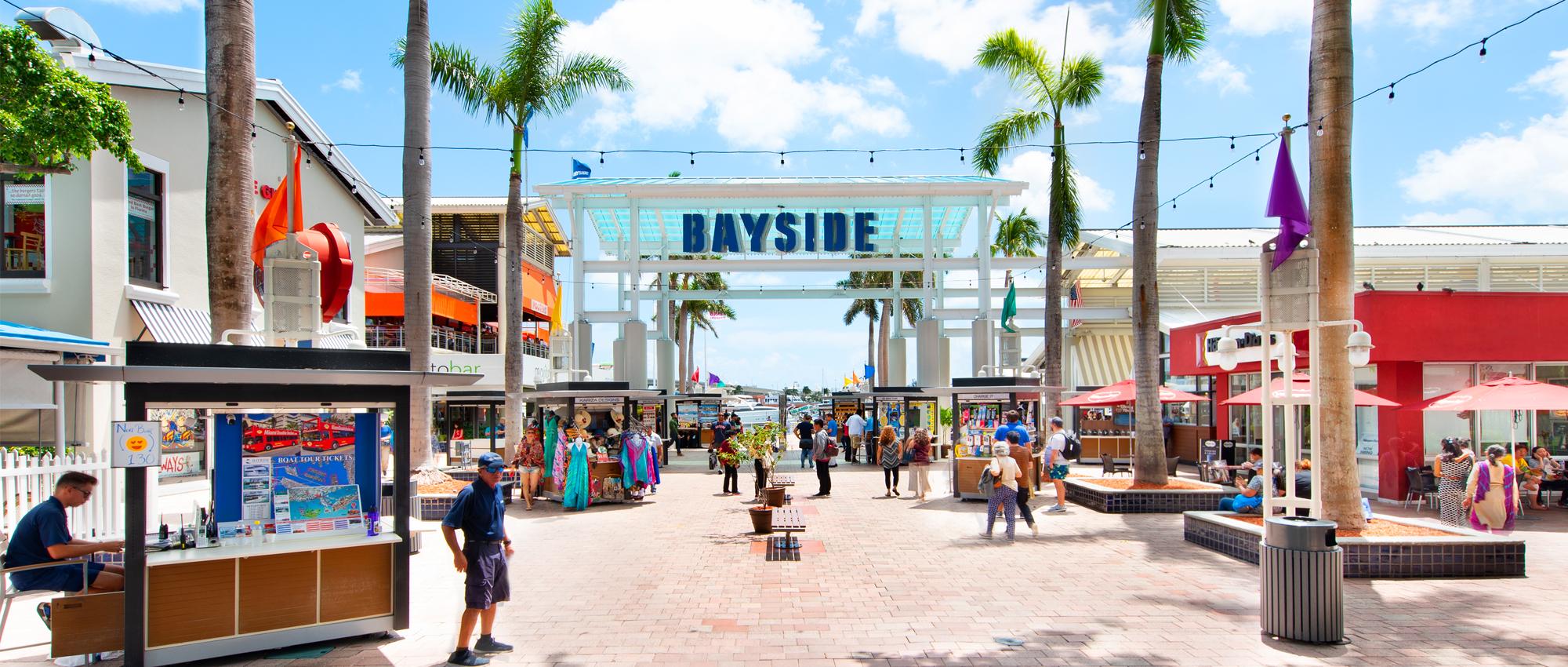 Restaurants Near Bayside Marketplace Miami